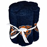 NFL Chicago Bears 6 Pack Washcloth Set