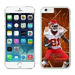NFL Case Cover For LG G2 Kansas City Chiefs Javier Arenas White Case Cover For LG G2 Cell Phone Case ONXTWKHB2197