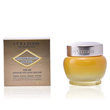 LOccitane Immortelle Divine Cream 50ml Amazonin Beauty
