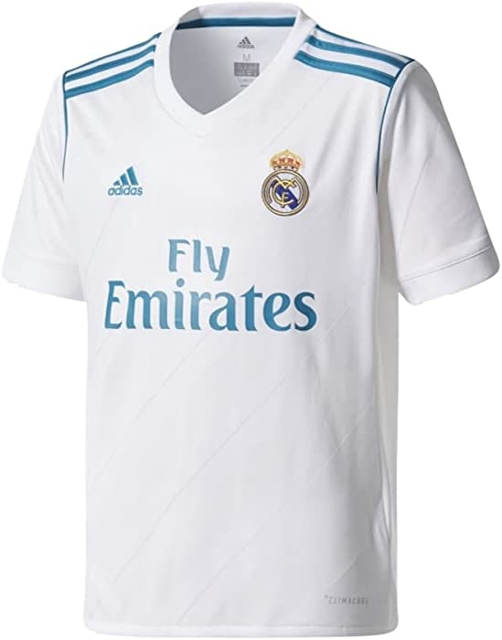 The Best Adidas Woman Real Madrid Cf Home Jersey