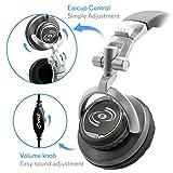 Pyle-Pro PHPDJ1 Professional DJ Turbo Headphones