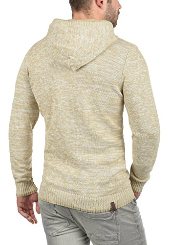 À Pull over Maurice Pour Sable Coton Redefined Rebel Homme Capuche 100 Pull Tricot En Maille wt0xq8C