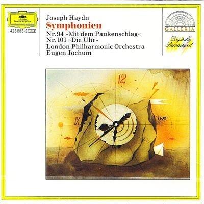 Haydn: Symhonies 94 & 101 - Galleria 14