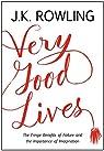 Very Good Lives par Rowling
