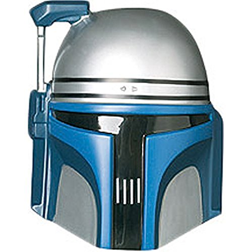 Star Wars Jengo Fett PVC Child Costume Mask