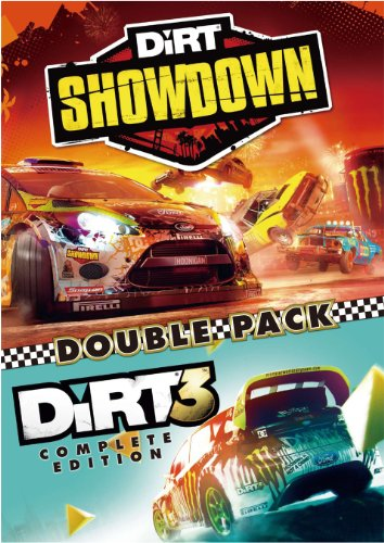 DiRT Showdown + DiRT 3 Complete Edition [Double Pack] [Japan Import] by Codemasters