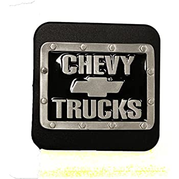 Amazon.com: Valley Receiver Hitch Cover - Chevy Truck ...