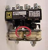 SCHNEIDER ELECTRIC 8965RO13V02 Hoist Contactor 600-Vac R Plus Options Electrical Box