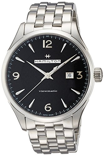 HAMILTON watch jazz master view matic mechanical self-winding H32755131 Men's [regular imported goods]