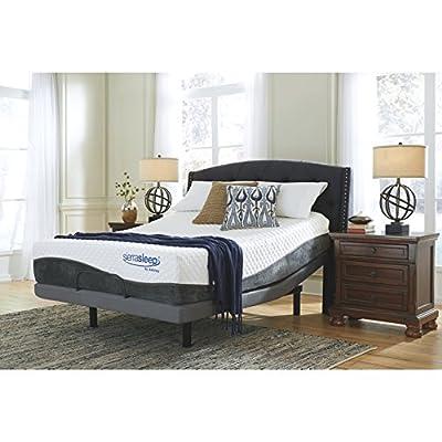 Ashley Furniture Signature Design - Sierra Sleep - Mygel Hybrid 1300 Mattress