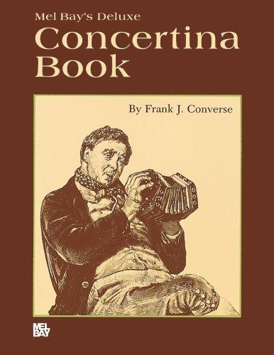 Deluxe Concertina Book