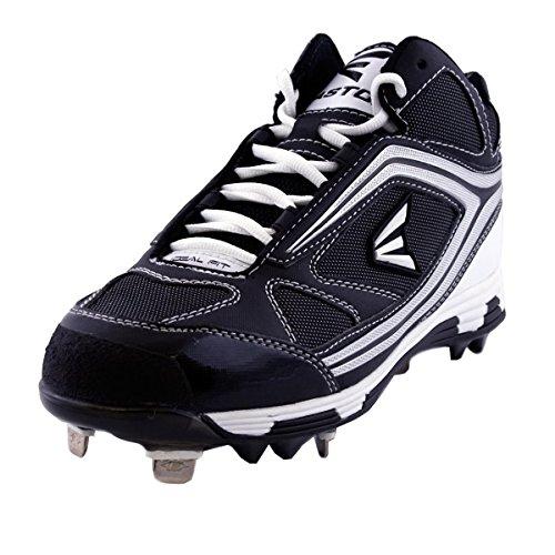 Easton Black Phantom Mid Team Baseball Cleats – Men