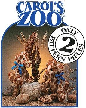 Patterns-Carol's Zoo - Giraffe - Carols Zoo