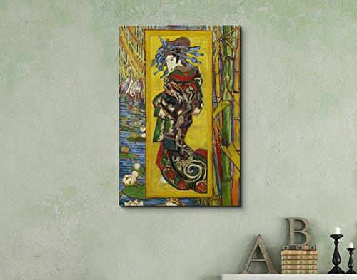 The Courtesan (After Eisen) by Vincent Van Gogh Print