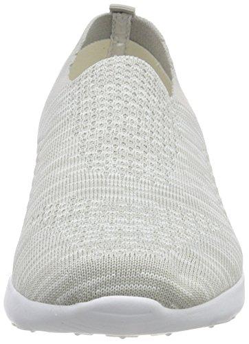 gris Chaussure Adulte Sur meule K Kangourous Gris Mixte Glissement UH4gRx