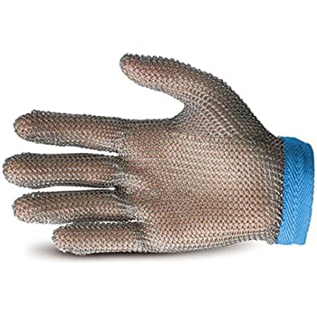 Stainless Steel Mesh Hand Glove Cut Resistant S Cut