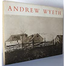 Andrew Wyeth Dry Brush and Pencil Drawings