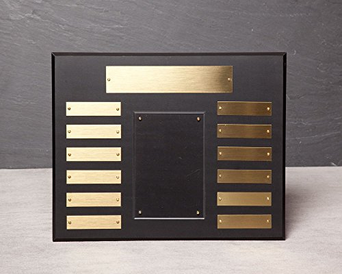 Economy Perpetual Plaque with Frame