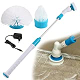 MDPQT Spin Scrubber Tub N' Tile Power Cleaning Brush