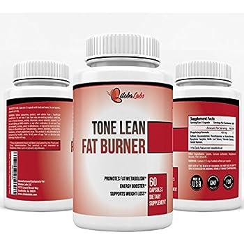 Amazon.com: Pure Thermogenic Fat Burner Supplement - 120 ...