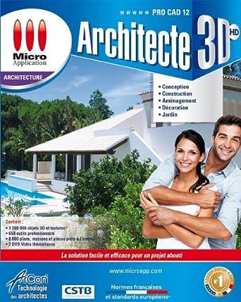 Beautiful Architecte 3D HD Pro Cad   Edition 12
