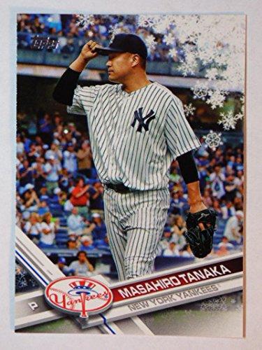 ega Snowflake #HMW32 Masahiro Tanaka NM-MT Yankees ()