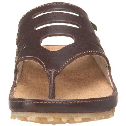 El Naturalista Femme N127 String-sandale Marron