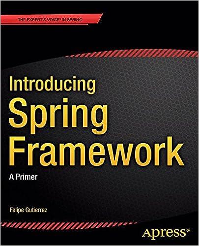 Introducing Spring Framework