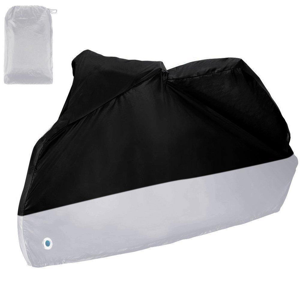 Zacro Cubierta de Motos Funda de Moto T Impermeable Protección UV Cubierta