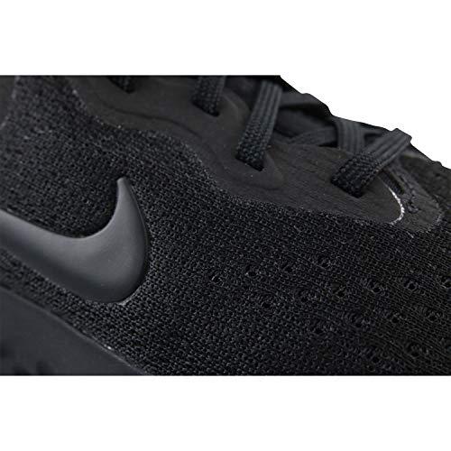 Nike Men's Odyssey React Running Shoe Black/Black-Black 7.5 by Nike (Image #6)