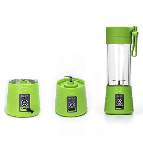 Didizhang Batidora Mini Exprimidor Portátil Lijadora De Vaso De Botella Extractor Multifuncional Mini Mezclador De Fruta