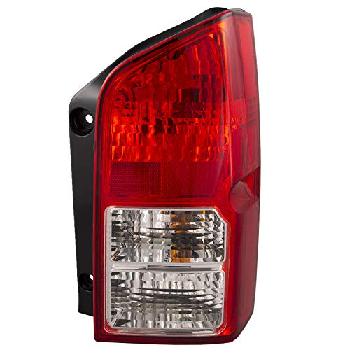 (HEADLIGHTSDEPOT Tail Light Compatible with Nissan Pathfinder 2005-2012 Includes Right Passenger Side Tail Light)