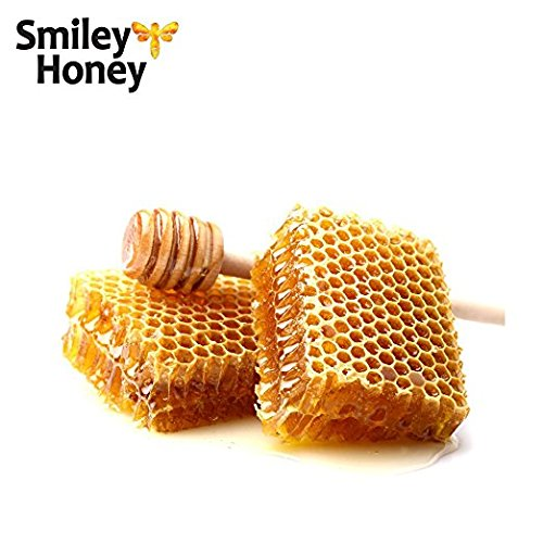 Smiley Honey - Raw, Unfiltered, Organic Orange Blossom Honey