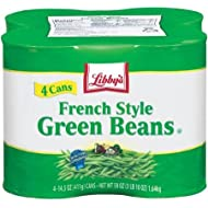 Libby's French Style Green Beans, 14.5 oz, 4ct