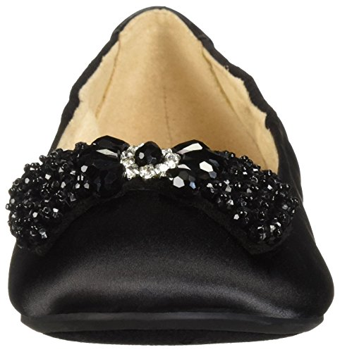 Nappa Sam Crystal sheep Edelman Femmes Chaussures Black Circus Satin By Plates 51wqxCv