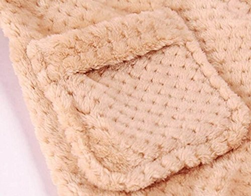 Service Set Pantaloni Pfsyr Invernale Manica Spessa Home Lunga Brown Flannel Pigiama Più Uomo Zfn0wqv6n
