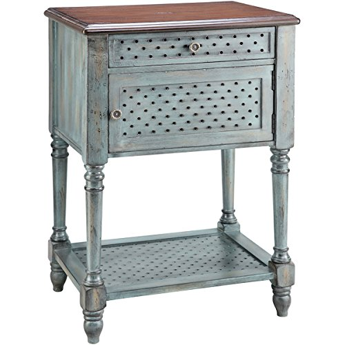 Stein World Traditional 1-Drawer Chairside Table ()