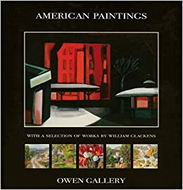american paintings with a selection of works by william glackens