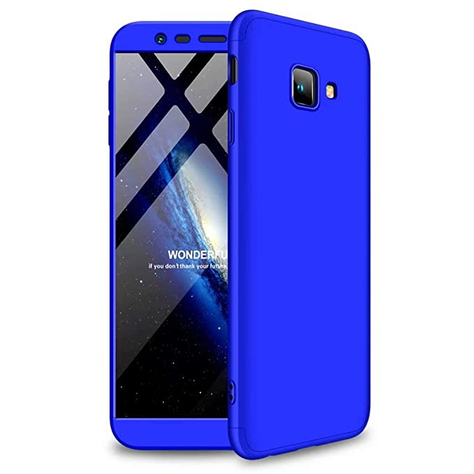5 opinioni per RXD Samsung Galaxy J4 Plus/J4+ Cover,Custodia Skin 3 in 1 Ultra Sottile 360 Full