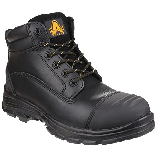 AS201 Quantok Water-Resistant Lace up Safety Boot UK 9 EU 43