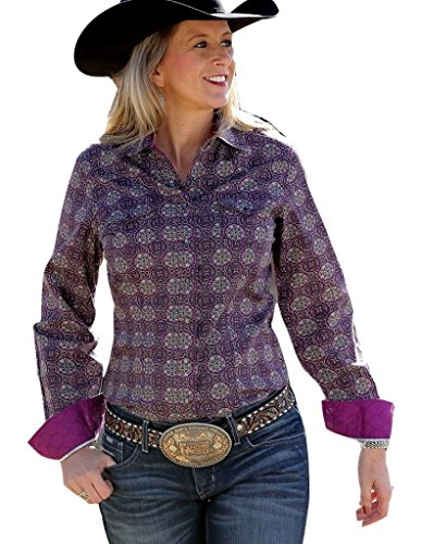 Cinch Apparel Womens WSL Ladies Print Shirt