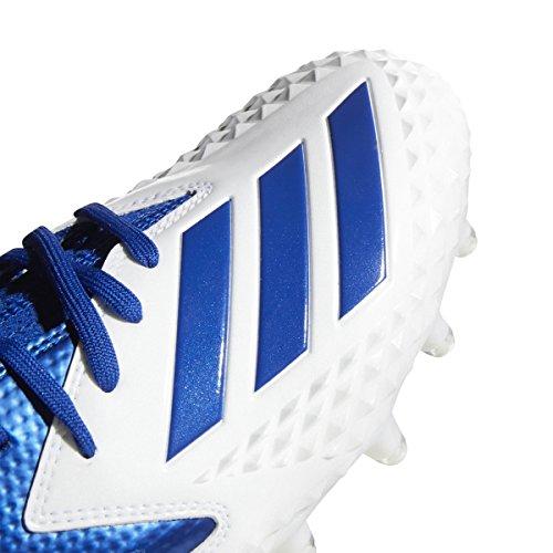 Zapatillas De Fútbol Adidas Hombres Freak X Carbon Mid White-collegiate Royal