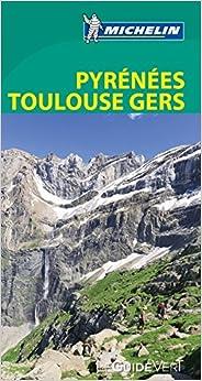 Guide Vert Pyrénées Toulouse Gers Michelin