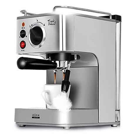 Amazon.com: Máquina de café molinillo cafetera café puf casa ...