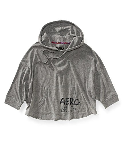 Aeropostale 9371 Womens Hoodie Sweatshirt