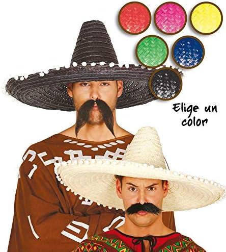 FIESTAS GUIRCA Gorro Maxi Mexicano de 60 cm para Disfraz Mexico ...