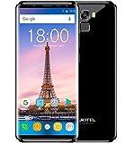 """OUKITEL K5000 - (18: 9 rapporto) Infinity pieno schermo 5,7"""" smartphone Android 7,0 4G, fotocamera doppia 21MP + 16MP, RAM 4G RAM Octa Core, batteria 5000mAh 9V/2A Carica veloce - Nero"""