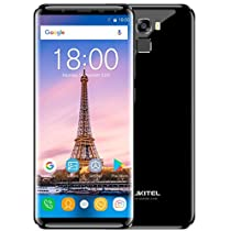 "OUKITEL K5000 - (18:9 ratio) Infinity Full Display 5.7"" Android 7.0 4G smartphone, 21MP + 16MP dual camera, 4G RAM 64G ROM Octa Core, 5000mAh battery 9V/2A Fast Charge"