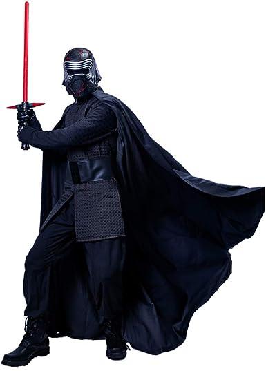 Kyllo Disfraz Ben Solo Costume SW 9 Versión para Adultos Black ...