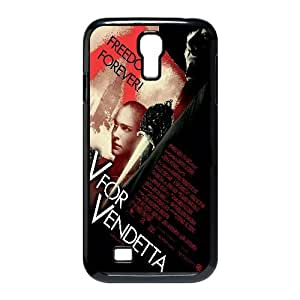 V For Vendetta Movie 1 Samsung Galaxy S4 90 Cell Phone Case Black Customize Toy zhm004-3855065